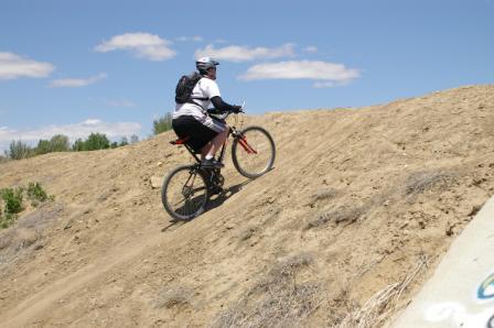 Bike Uphill