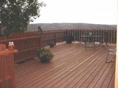 Residential Deck in Rock Springs