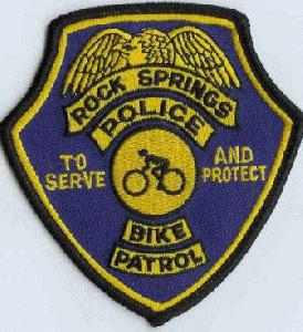 Bike Patrol Patch