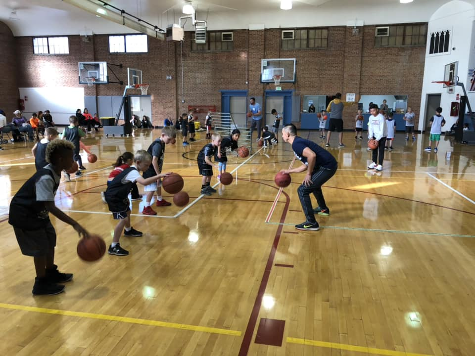 Youth Developmental Basketball